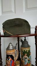 ww2 german side cap maker marked large size cap