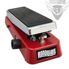 NEW! Jim Dunlop ROTOVIBE Chorus or Vibrato Pedal - JD4S
