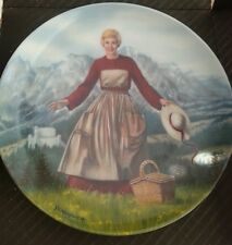 Sound of music commemorative plate