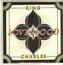 (CP709) King Charles, Love Blood - DJ CD