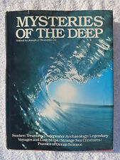 MYSTERIES OF THE DEEP BOOK MARITIME NAUTICAL MARINE (#150)