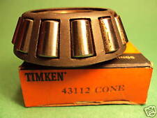 Timken 43112 Tapered Roller Bearing Cone