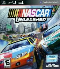 Nascar Unleashed PS3 PlayStation 3 Video Game Car Racing UK Release