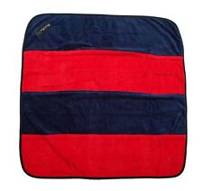 New Mum2Mum Play 'n' Change Mat, Towelling Wipe-Able Backing Red/Navy Mum 2 Mum