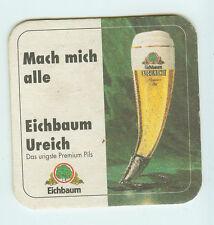 Gebrauchter Bierdeckel Eichbaum Ureich