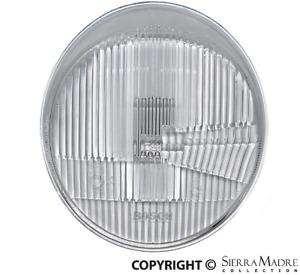 Bosch H4 Asymmetrical Headlight Lens,Porsche 911/912/930/912E,911.631.927.00