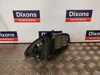 Corsa C Right Drivers O/S Electric Wing Mirror Blue
