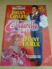 More details for brian conley danny la rue postman pat birmingham pantomime program 1998