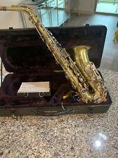 Yamaha YAS 23 Alto Saxophone.