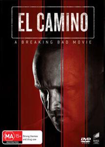 EL CAMINO: A BREAKING BAD MOVIE (2019) [NEW DVD]