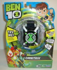 BEN 10 OMNITRIX WATCH 40+ ALIEN PHRASES & SFX SOUND EFFECTS NEW