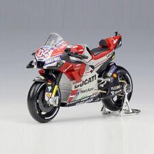 1/18 Scale Diecast Model Motorcycle Toy - 2018 DUCATI MOTOGP GP18 DESMOSEDICI 4#