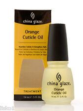 China Glaze Orange Cuticle Oil .5oz.
