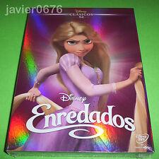ENREDADOS CLASICO DISNEY NUMERO 51 - DVD NUEVO Y PRECINTADO SLIPCOVER
