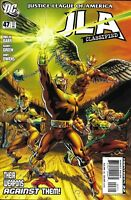 JLA Classified Comic 47 Cover A First Print 2008 Mike W Barr Green Andy Owens DC