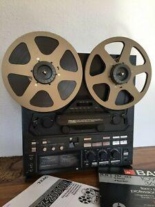 TEAC X 2000R Tonbandgerät Tonbandmaschine Reel to Reel serviced