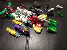 2003 DC Comics Bandai Teen Titans Battle Machines Combined Vehicles - HTF