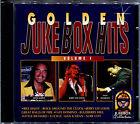 GOLDEN JUKE BOX HITS - VOLUME 1 - CD COMPILATION ROCK'N'ROLL [666]