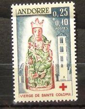 Andorra 1964 Red Cross Set MNH