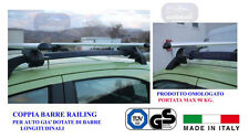 Barre Portatutto Specifiche Fiat Panda 2003>2011