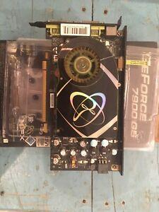 XFX Geforce 7900GS PCIE 256MB