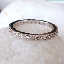 Unbehandelte Markenlose echten Ringe mit Edelsteinen für Damen