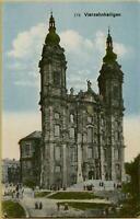 1671: Postkarte Ansichtskarte Basilika Vierzehnheiligen Staffelstein