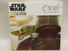 STAR WARS THE MANDALORIAN 500pc PUZZLE .......BUFFALO GAMES