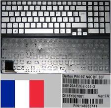 Teclado Azerty Fr SONY VAIO VPC-SE 550120AE2G2-035-G 9Z.N6CBF.30F 148986741 Gris