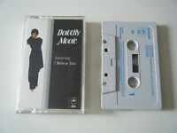 DOROTHY MOORE S/T SELF TITLED ALBUM CASSETTE TAPE EPIC MALACO UK 1977