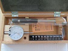 TAKACHIHO Dial Bore Gage 18-35 mm TECLOCK Indicator New Machinist Tool Japan