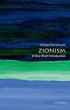 Very Short Introductions: Zionism by Michael Stanislawski (2016, Paperback)