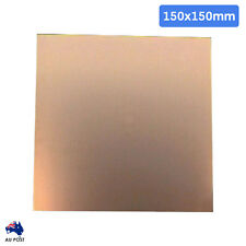 Single Sided Blank Fibreglass PCB 150 x 150mm AU