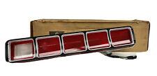 1972 Plymouth Fury III Gran Coupe Gran Sedan Tail Light Assembly NOS 3587190