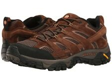 NEW Mens MERRELL MOAB 2 VENT Earth Brown SUEDE LEATHER Hiking Shoes AUTHENTIC