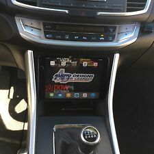 Premium Honda Accord iPad Mini/Nexus 7 Double Din Dash Kit