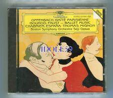Offenbach - gaite parisienne - boston symphonie orchestra Seiji Ozawa, CD