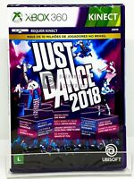 Just Dance 2018 - Xbox 360 - Brand New | Factory Sealed | Portuguese Cover