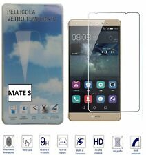 PELLICOLA IN VETRO TEMPERATO PER HUAWEI MATE S TEMPERED GLASS SCREEN PROTECTOR