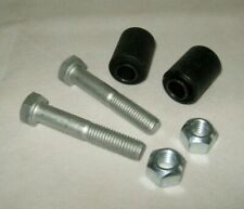 Defender, Discovery 1, Range Rover Pair Panhard Rod Bushes c/w bolts ANR3410