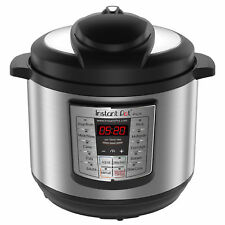 Instant Pot LUX80 8 Qt 6-in-1 Multi- Use Programmable Pressure Cooker, Slow Cook