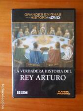 DVD LA VERDADERA HISTORIA DEL REY ARTURO - GRANDES ENIGMAS DE LA HISTORIA (O5)