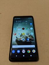 Google Pixel 2 XL 64GB Just Black Smartphone. Fully functional. See pics. READ
