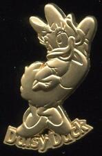 M & P 100 Relief Series Daisy Duck Goldtone LE Disney Pin 39512