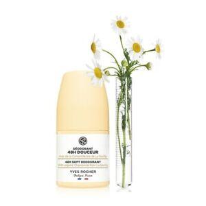 Yves Rocher Gentle Deodorant 48H Roll-On 50 ml 10010 Mom Daughter Girl Gift Idea