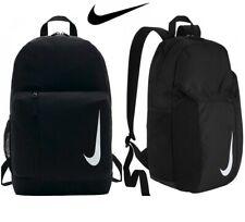 Nike School Bag Academy Team Backpack Rucksack Backpacks Gym Sports Bags Black