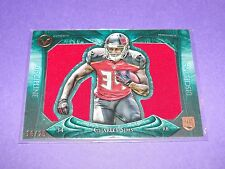 2014 Topps Valor CHARLES SIMS Jumbo Rookie Jersey/25 Tampa Bay BUCCANEERS - WVU