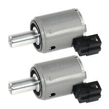 Pair DPO/AL4 Pressure Regulator&Lock Up Solenoid Peugeot Citroen Renault 2574.16