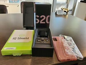 T Mobile S20 5G Petal Pink with extras