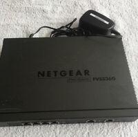Netgear ProSafe Dual WAN Gigabit Firewall FVS336G V2